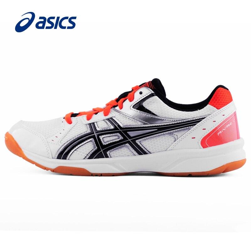 Genuine Asics Professional Rivre Cs Badminton Shoes For Men Hard-wearing Athletic Sneaker Anti-slippery Sport Shoe Tvra03