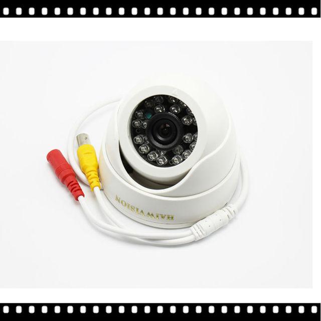 1200TVL CMOS Cor IR CUT Câmera de Segurança Cctv Dome Vídeo Wide Angle 3.6 MM