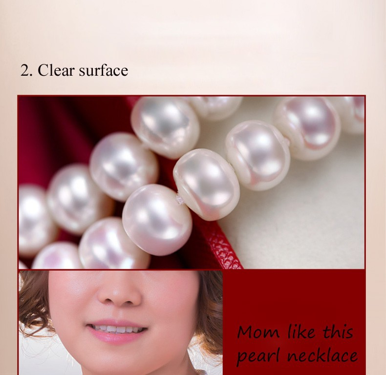 natural pearl necklace  (15)