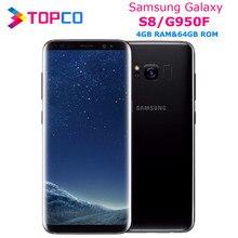 Samsung Galaxy S8 G950F Globale Version Original LTE GSM Handy Octa Core 5,8
