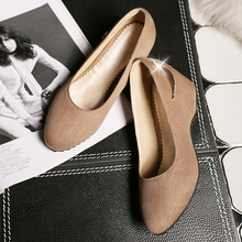 Big size 30-50 The new fashion sweet women shoes leisure Single shoes solid sexy Increased Internal High heels HQW-626