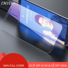все цены на Full Coverage Anti-blue Purple Light 2.5D Tempered Glass For Xiaomi Redmi S2 Screen Protector Protective Film for Redmi S2 онлайн