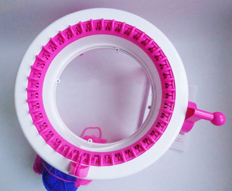 New-Large-weaver-machine-knitting-machine-toys-Circular-Knitting-Machine-Sweater-Scarf-Loom-Kit-educational-toys (1)