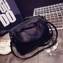 MIWIND lavé à L'eau en cuir pu sacs 2016 femelle sac à main moto sac femmes de grande messenger sac à bandoulière