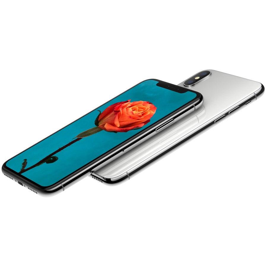 Original Apple iphone X Face ID 64 GB/256 GB ROM 5.8 pouces 3GB RAM 12MP Hexa Core iOS A11 double caméra arrière 4G LTE déverrouiller iphone x - 6