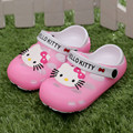 Free shipping Special summer Children's slippers Baby cartoon slippers boys and girls slip sandals and slippers home bathroom
