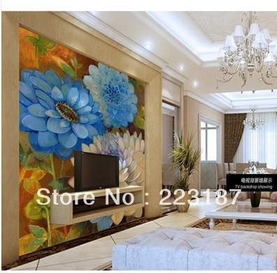hohe ende stereo tiefe prägung tapeten abstrakte 3d europäischen ... - Grose Wandbilder Wohnzimmer