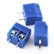 High Quality 5.08-301-2P 301-2P 50PCS 2 Pin Screw Terminal Block Connector 5mm Pitch IC ...