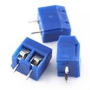 High Quality 5.08-301-2P 301-2P 50PCS 2 Pin Screw Terminal Block Connector 5mm Pitch IC ...