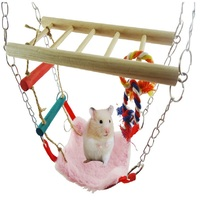 TAILUP Home Accessories Suspension Bridge Swing Hammock Staircase Hamster Product High Quality Hamster Toy For Your