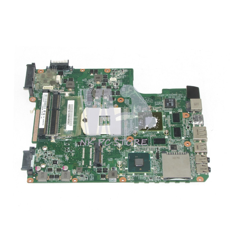 DATE2DMB8F0 A000073510 For Toshiba satellite L645 L640 Laptop motherboard HM55 DDR3 HD 5650 Video Card nokotion sps v000198120 for toshiba satellite a500 a505 motherboard intel gm45 ddr2 6050a2323101 mb a01