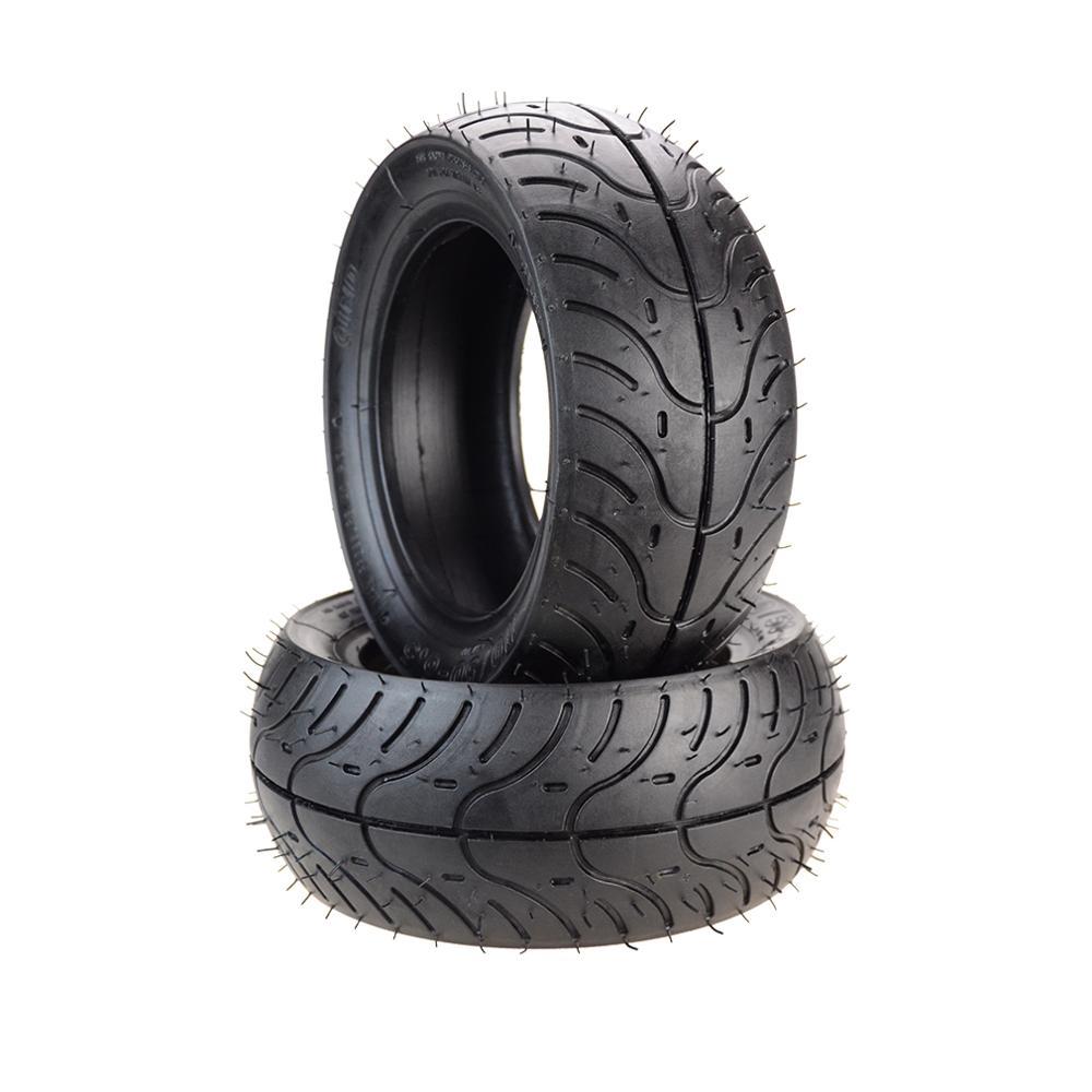 GOOFIT 110/50 6.5 Tyres Tire Rubber Replacement For 29cc 38cc 47cc 49cc Mini Pocket bike Dirt Pit Bikes Q001 005