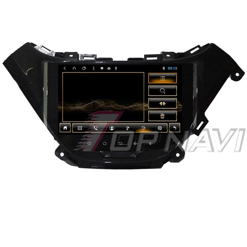 car media player 7 For Chevrolet Malibu 2016
