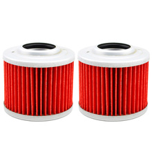 Filtr oleju do BMW F 650 1999 FUNDURO F650 1993-2000 F650CS 2002-2006 F650GS F 650 GS ABS 2004 2005 F650ST 97-99 tanie tanio High Flow Premium Solid Paper Filtry oleju 0 1kg ETX350 ETX 350 WIND 350 Oil Filters As the picture showed 0 969 in (25 mm)