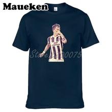 504a1aca7 Men Paulo Dybala 10 New nuclear T-shirt Clothes T Shirt Men s o-neck