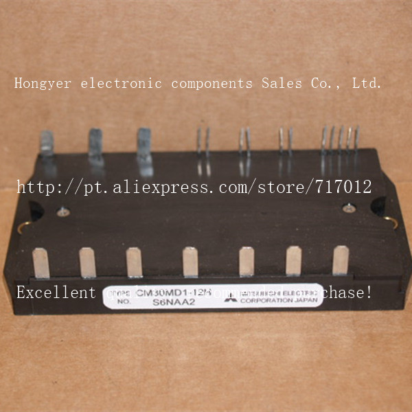 ФОТО Free Shipping CM30MD1-12H No New(Old components,Good quality)  IGBT :30A-600V,Can directly buy or contact the seller