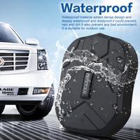 Vehicle GPS Tracke TK905 Waterproof Car GPS Tracker Magnet Standby 90Days Real Time LBS Position Lifetime Free Tracking
