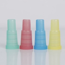 100 pcs Colorful Disposable Mouthpieces For Shisha Hookah Water Pipe S