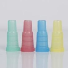 100 pcs Colorful Disposable Mouthpieces For Shisha Hookah Wa