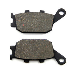 SOMMET Motorcycle Rear Brake Pads for Yamaha YZF-R6 / YZF-R6S / YZF 600 RR (03-15) YZF600 YZF600RR LT174