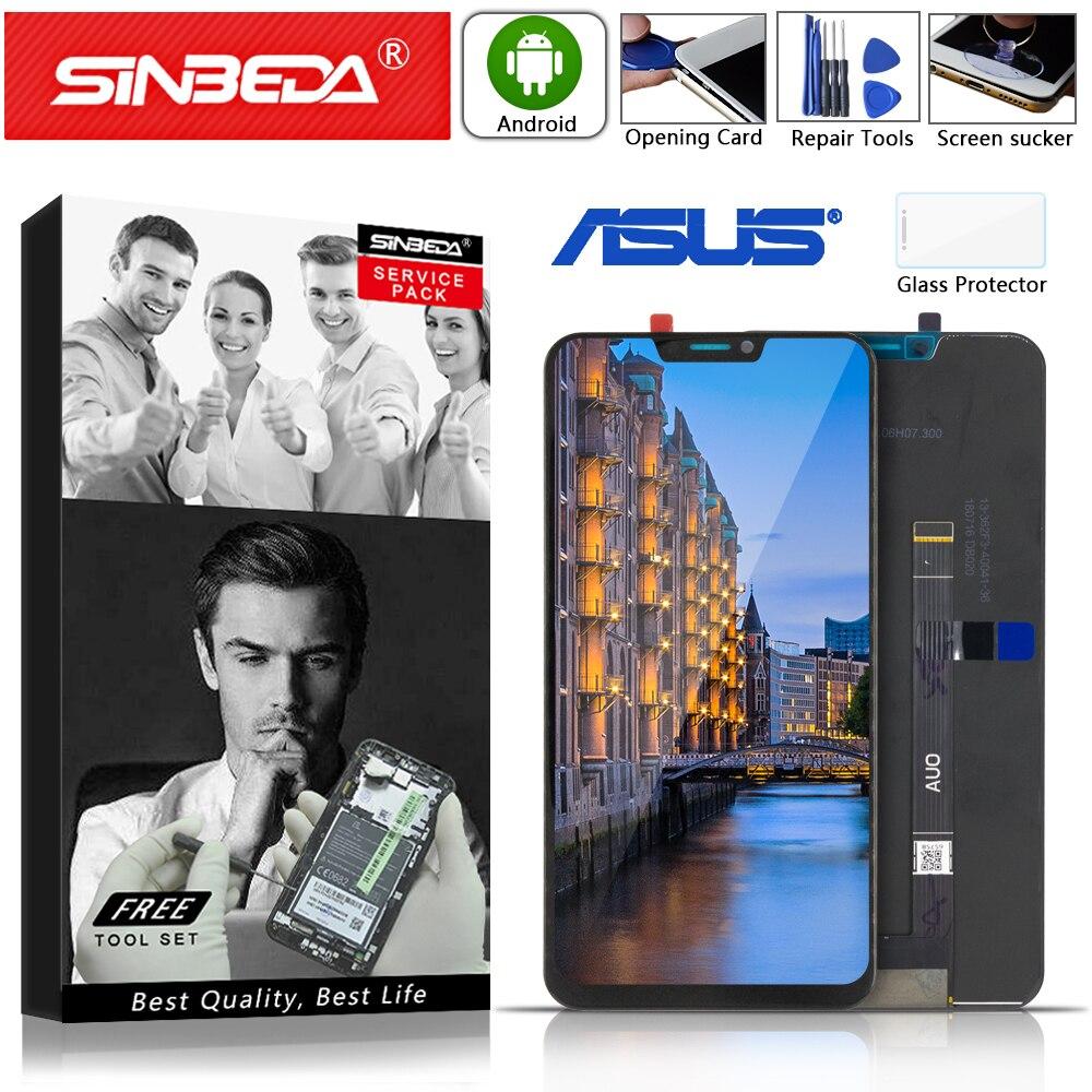 6.2 ''Original LCD pour ASUS ZenFone 5 ZE620KL écran LCD affichage pour Zenfone 5 2018 Gamme écran tactile numériseur