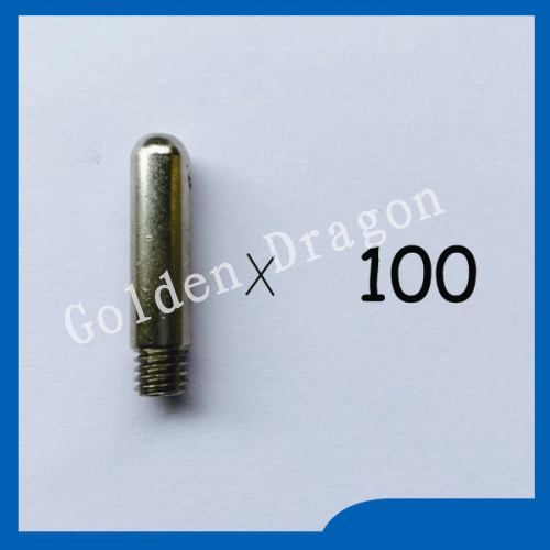 Free shipping Plasma Electrodes Fit SG-55 AG-60 Plasma Cutter Cutting Torch , 100PK