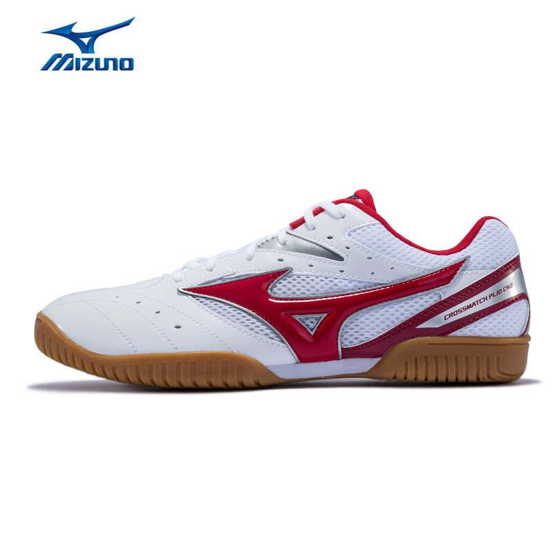 MIZUNO Men CROSSMATCH PLIO CN2 Table Tennis Shoes Cushion Breathable Sports Shoes Sneakers 81GA153627 YXT013 футбольная форма adidas 2009 10 s m l xl xxl page 3