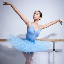 Adult Professional Tutu Skirt Women Swan Lake Dance Costumes Pancake Skirts Performance Ballet Wear