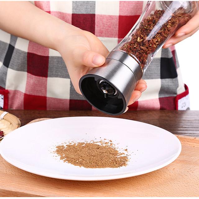 Utensil set Salt & Pepper Mill For Spices