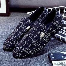 Men Canvas shoe fashion design male flats men wedding and party shoes men loafers Gommino Driving Shoes Summer Slip On sneakers цена в Москве и Питере