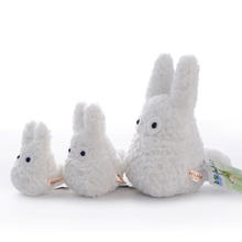 Studio Ghibli My Neighbor Totoro – White Totoro Plush 8cm, 10cm, 14cm