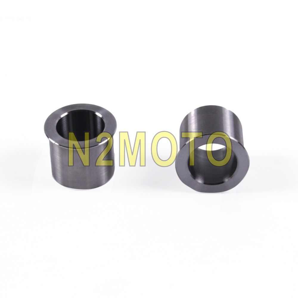 2pcs Motorcycle Wheel Bearings Spacer 3/4