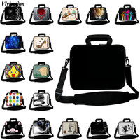 Sleeve Notebook 15.6 Cover Pouch 13 15 12 14 17 10 Inch Black Tablet Messenger Bag 12.3 10.1 10.5 13.3 17.3 Inch Laptop Bag Case
