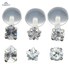 1Pc 1.2*8mm Clear Ac...