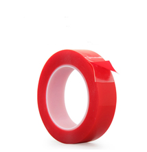 High Strength Double Sided Adhesive Tape 0.2mm x 2/3/4/5/6/8/10/12/15/18/20/25/30/35/40/45/50mm 10m Strong Sticky Waterproof