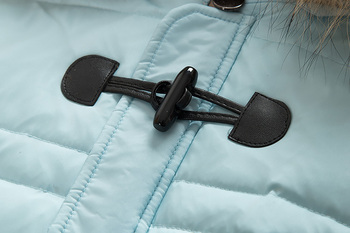 Winter Fur Hooded Snowsuit for Babies 5