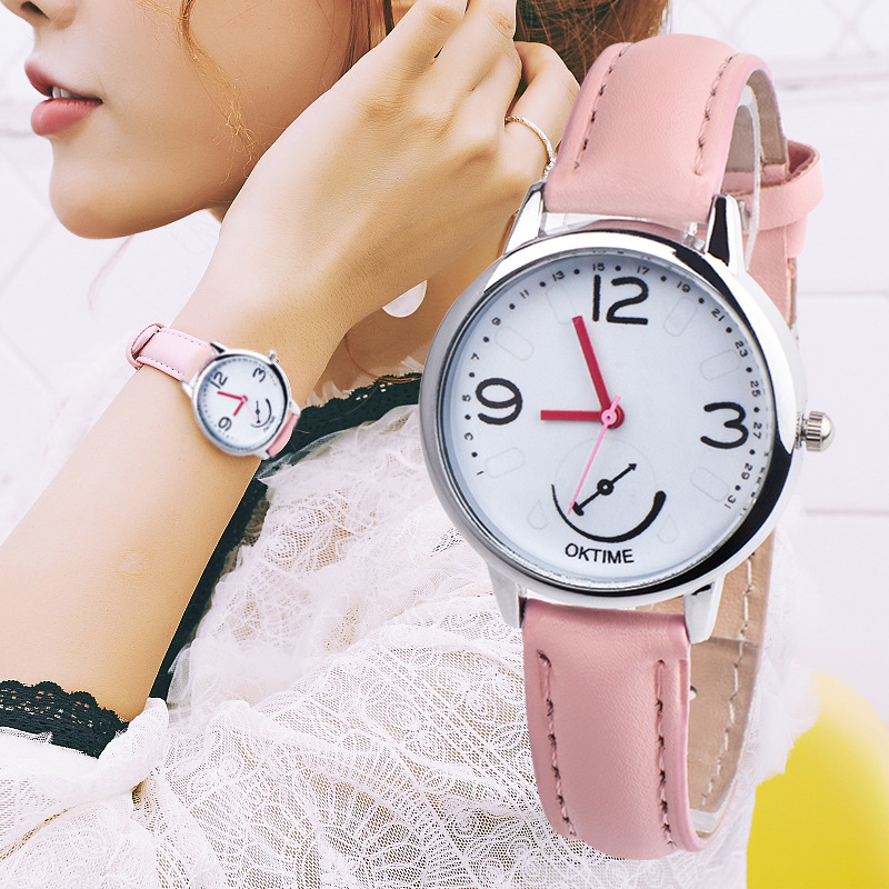 2018 New Fashion Classic Simple Style Top Famous Luxury Brand Quartz Watch Women Casual Leather Watches Clock Relogio Feminino