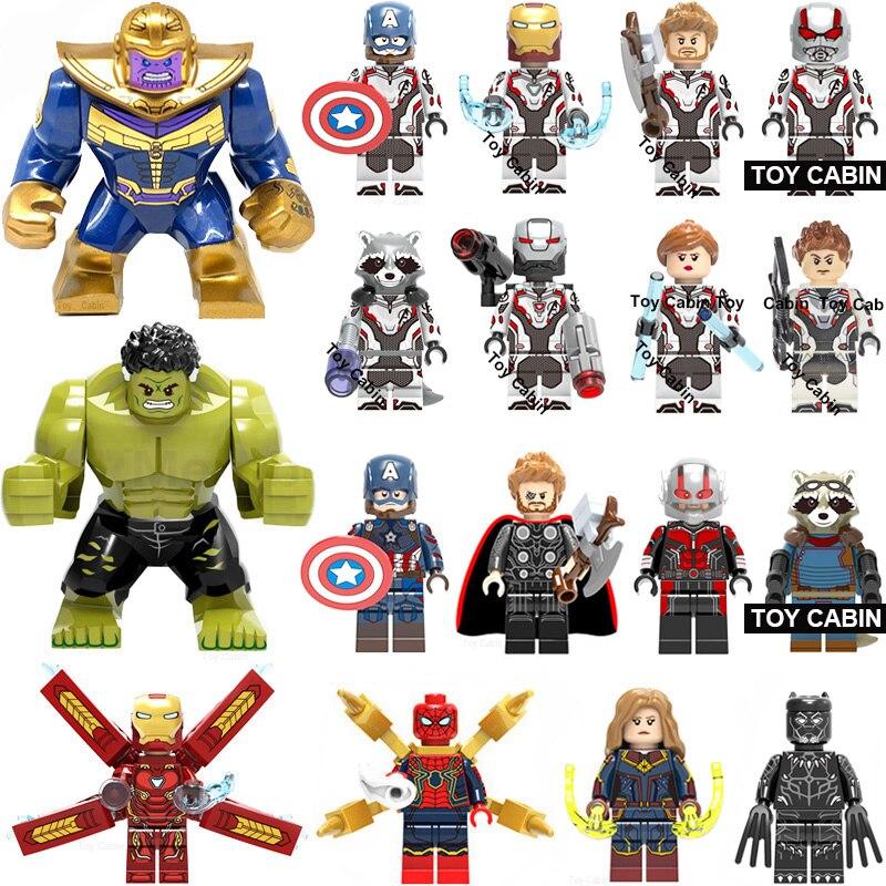 War Machine Compatible  Marvel Avengers Endgame Super Heroes Model Building