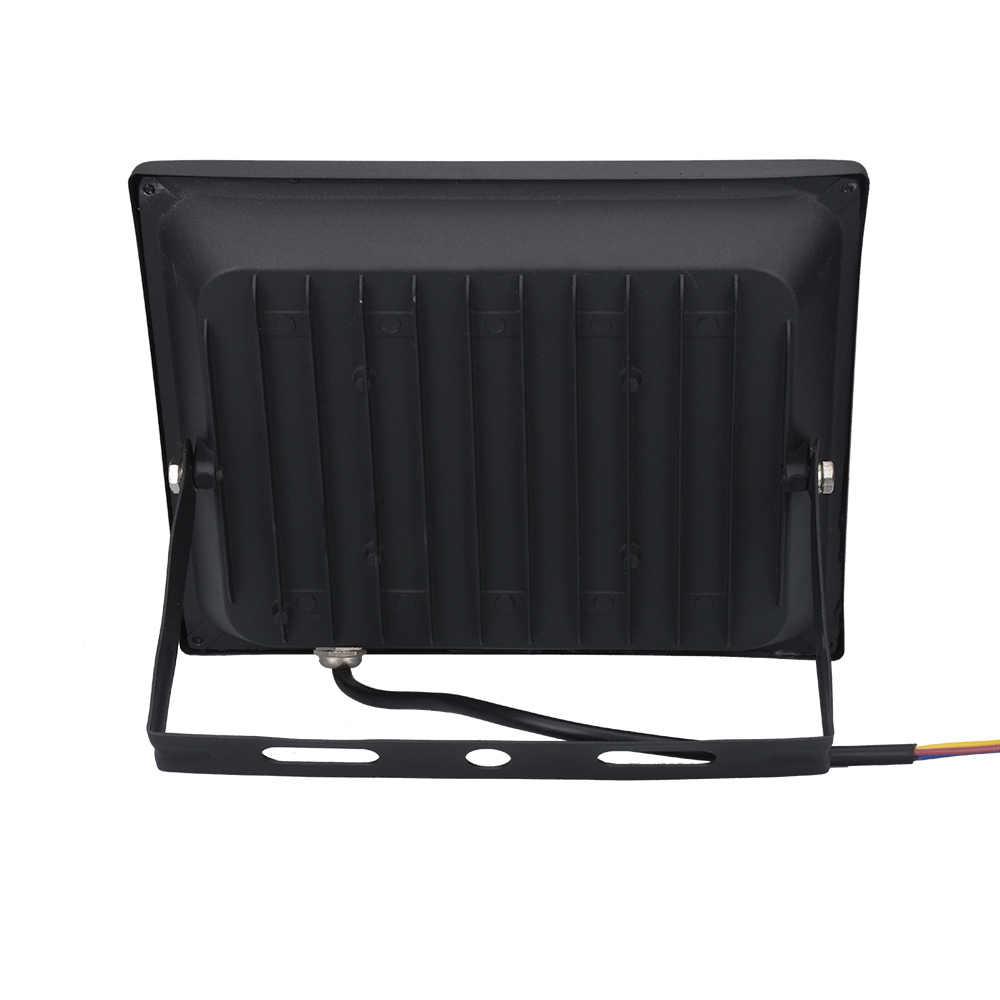 Gran venta RGB IP65 10W 20W 30W 50W luz Led de inundación SMD 5730 Reflector Led iluminación de calle al aire libre