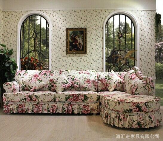 Soggiorno divano ikea nordic stile/mediterraneo/giardino in legno ...