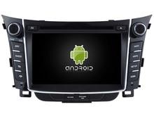 Android CAR Audio reproductor de DVD gps PARA HYUNDAI I30 2012 cabeza de navegación Multimedia unidad dispositivo receptor