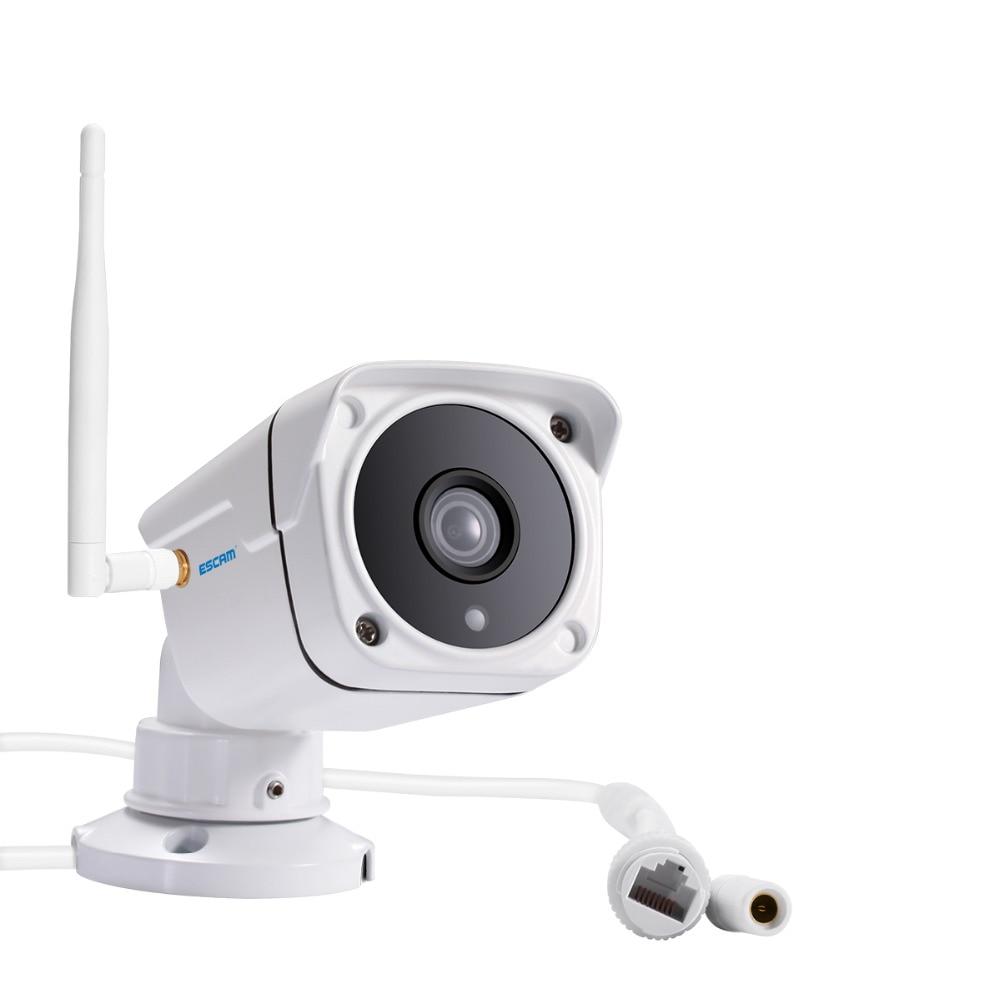 PVR001 HD 720P ONVIF P2P Private Cloud Security Mini IP Camera Indoor Outdoor Waterproof IP56 Bullet Surveillance Cameras fujikam fi 322 b6 hd 720p outdoor indoor waterproof cloud ip camera