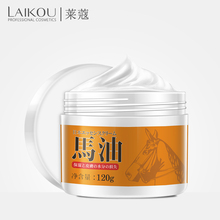 LAIKOU Anti-Aging Face Serum Horse Oil Ointment Whitening Moisturizing Anti Wrinkle Cream Skin Care 120G