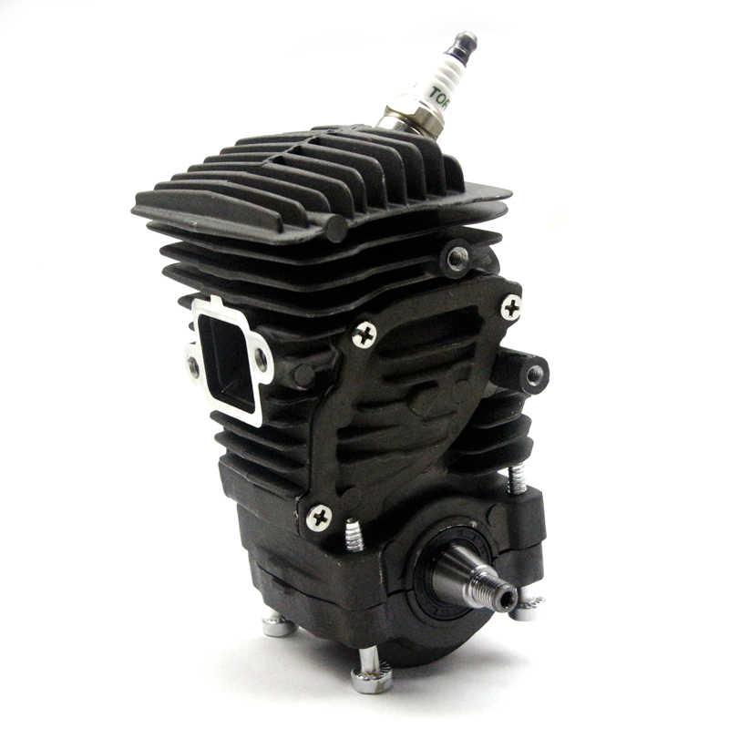 ENGINE MOTOR PAN CYLINDER PISTON CRANKSHAFT FOR STIHL MS171 MS181 MS181C MS211