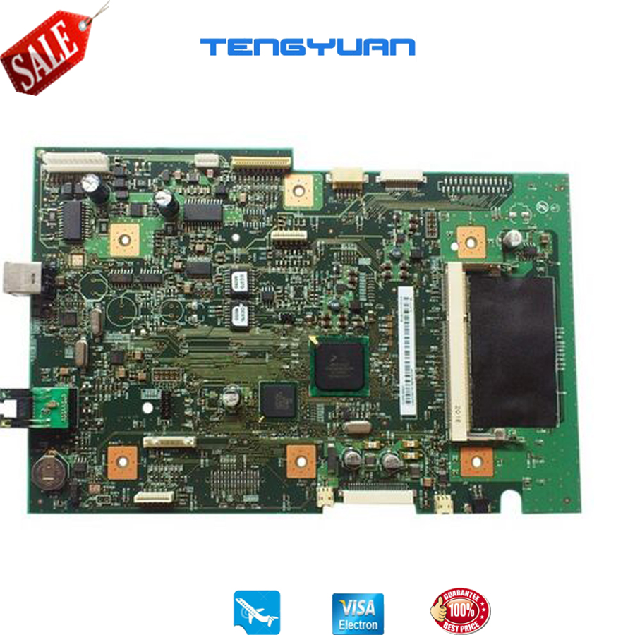 Original Free shipping 100% Test laser jet For HP2727 M2727 Formatter logic Board CC370-60001 printer part on sale