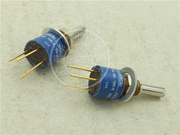 все цены на Original new 100% Swiss import PC90-10K/K 3AU 10K potentiometer (SWITCH) онлайн