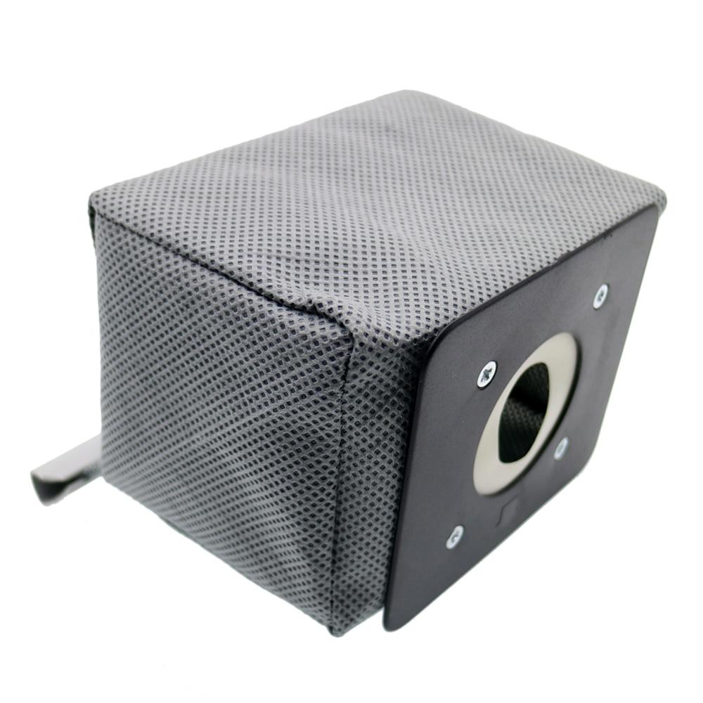 1 шт. универсальный пылесос тканевый пылесборник для Philips Electrolux LG samsung пылесос сумки моющиеся 11x10 см как видно на ТВ