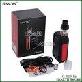 Original en la acción smok cigarrillo electrónico g-priv 220 w kit de pantalla táctil GPriv 220 Caja Mod Vape 5 ML TFV8 Bebé Grande Atomizador Tanque