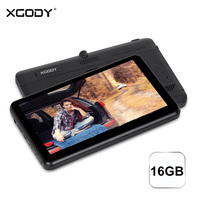 Xgody 884 Navigator Navitel 7 Inch Gps Car Navigation 128M 16GB Capacitive Screen FM Car Gps