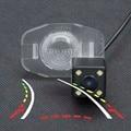 Dynamische Flugbahn Tracks Auto rückansicht kamera für TOYOTA Corolla 2007 2008 2009 2010 2011 2012 2013 Nachtsicht Reverse. kamera|Fahrzeugkamera|   -